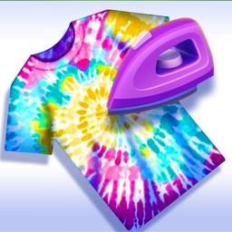 Ironing Dye 3D - Finger On Tie