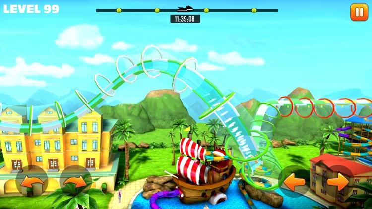 Pool Ride - Water Park Racing screenshot-3