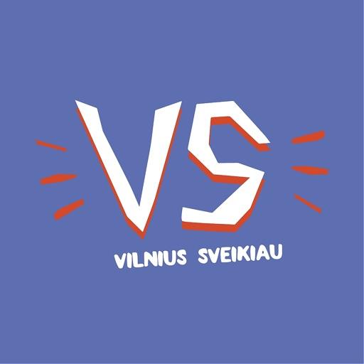 Vilnius Sveikiau by Vilniaus miesto savivaldybės visuomenės sveikatos biuras