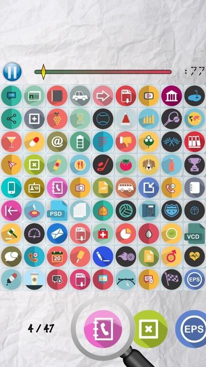 Spot the Icon screenshot-3