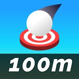 100m Perfect Trick Shot 3D