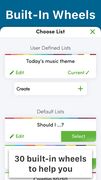 Daily Decision Wheel screenshot-5