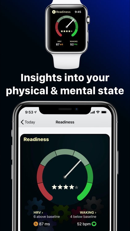AutoSleep Track Sleep on Watch screenshot-7