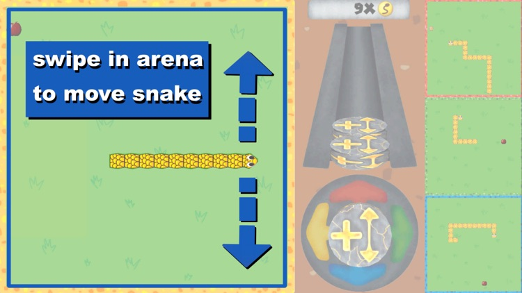 Battle Snake Multiplayer screenshot-3