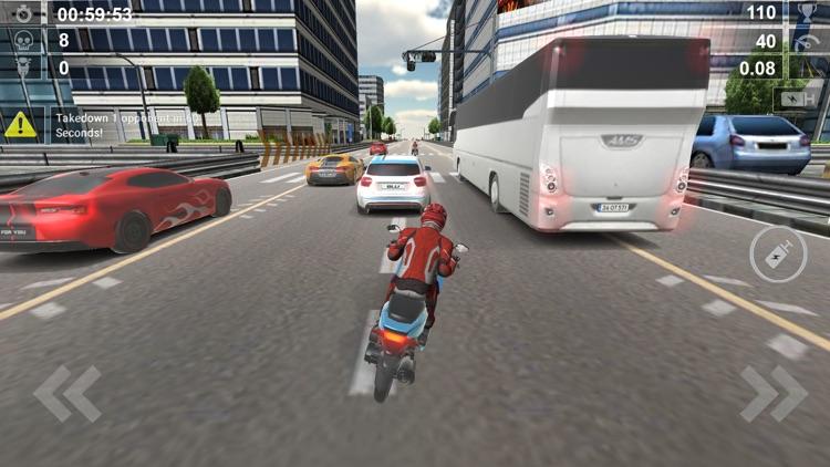 Crazy Road Rash - Bike Race 3D