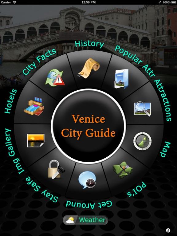 Venice Offline Travel Guideのおすすめ画像1