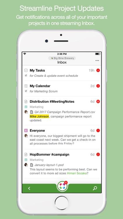 Samepage: 团队合作 screenshot-8