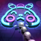 App Icon for Neon N Balls App in United States IOS App Store