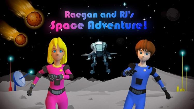 Raegan and RJs Space Adventure screenshot-0