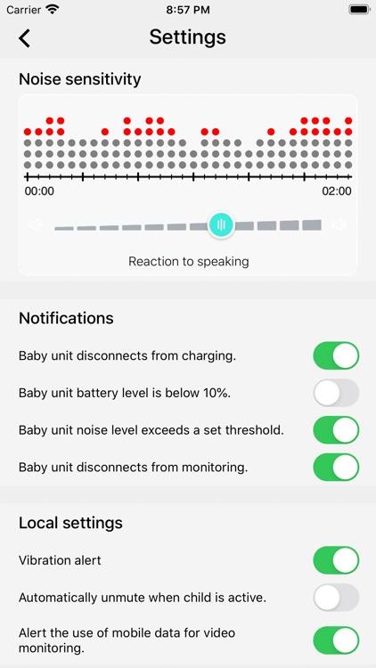 Baby Monitor 5G: Nanny Cam screenshot-4