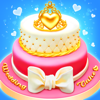 Maker Labs - Wedding Cake - Baking Games  artwork