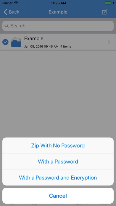 iZip - Zip Unzip Unrar Tool for Windows