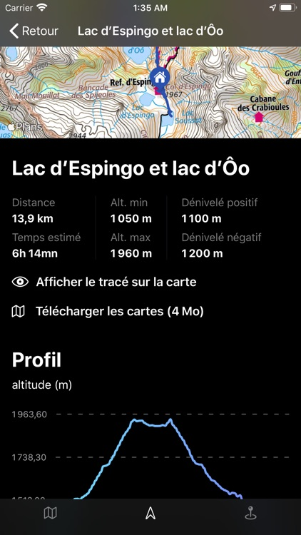 Rando Pyrénées screenshot-3
