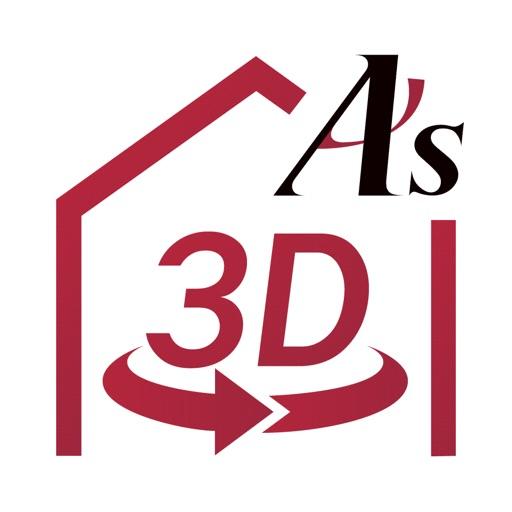 A's 3D Player