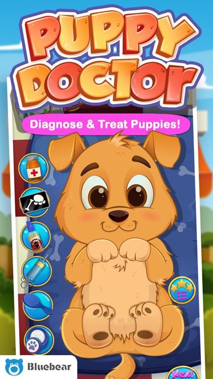 Puppy Doctor screenshot-0