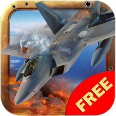 Activities of Nations Air Battle - Modern Stealth F22 Jet Fighter Sim