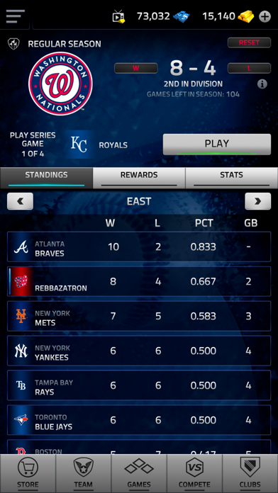 MLB Tap Sports Baseball 2020 screenshot 9