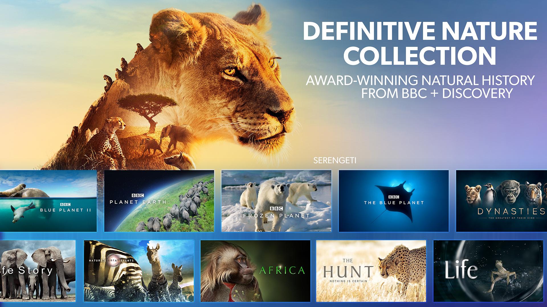 discovery+   Stream TV Shows screenshot 9
