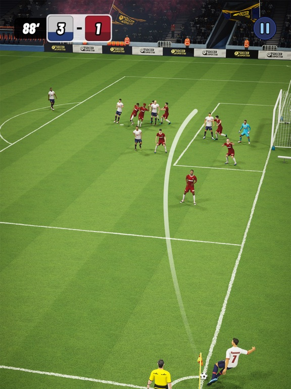 Soccer Super Star screenshot 9