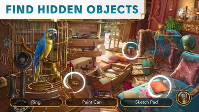 June's Journey: Hidden Objects Screenshot