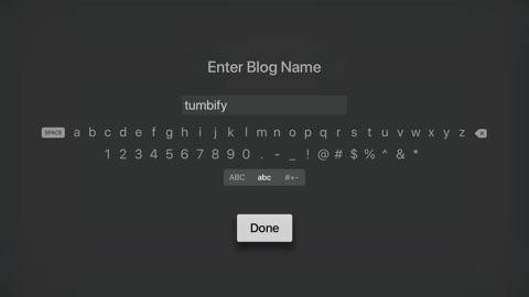 Screenshot #3 for Tumbify