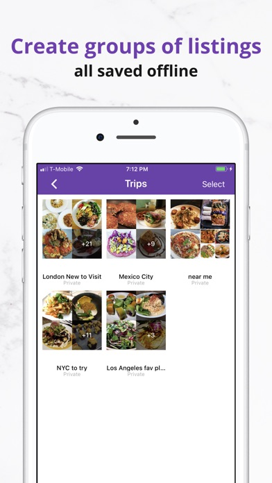 Screenshot for HappyCow Find Vegan Food in United Kingdom App Store