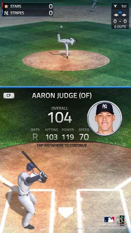 MLB Tap Sports Baseball 2020 screenshot-5