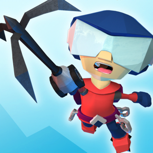 Hang Line: Mountain Climber - Games app