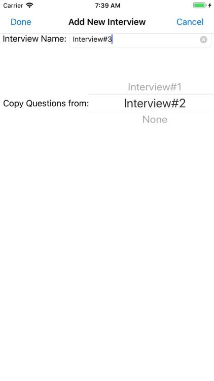 Our Interview PRO screenshot-8