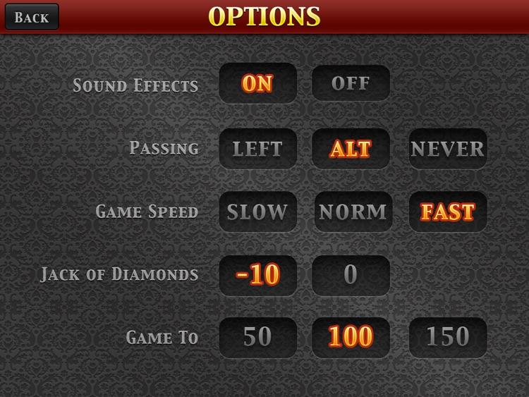 Hearts Premium HD screenshot-4