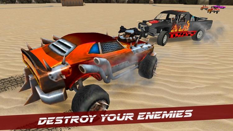 Mad Fury - Crash of Max Cars
