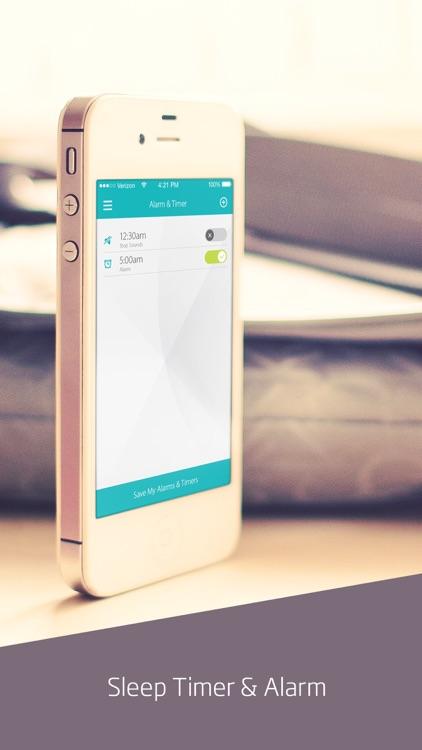 Sleep Sounds - Alarm & Timer screenshot-3