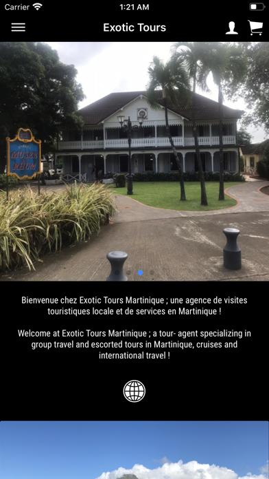 Exotic Tours Martinique 2
