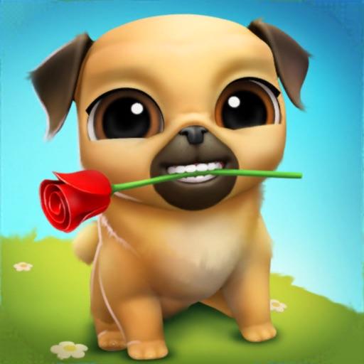 My Virtual Pet Dog: Pug Louie