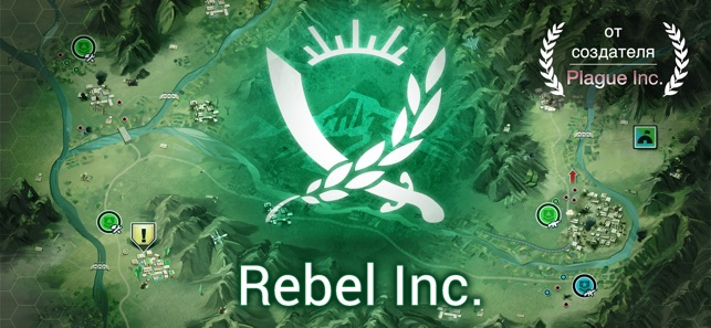 Rebel Inc. Screenshot