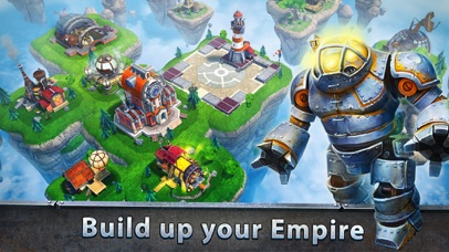 Sky Clash: Lords of Clans 3D screenshot 1