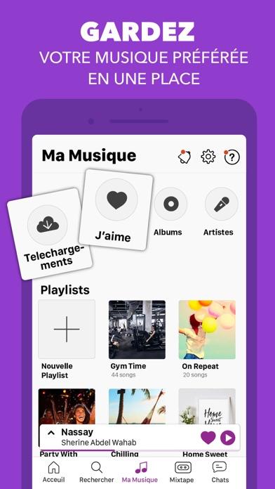 Screenshot for Anghami - انغامي in Lebanon App Store
