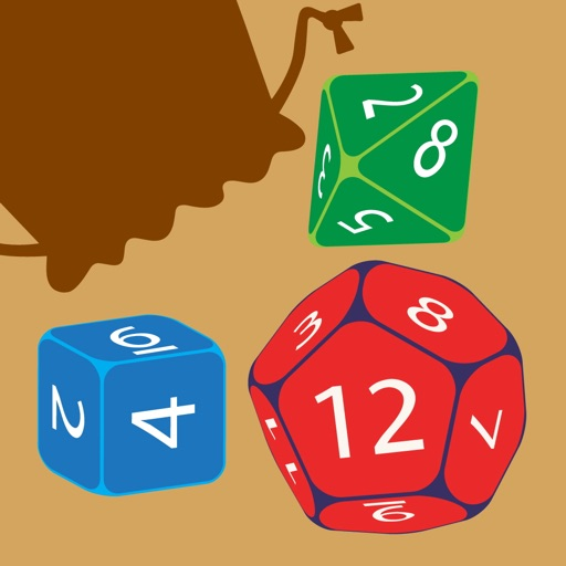 Dice Pouch RPG