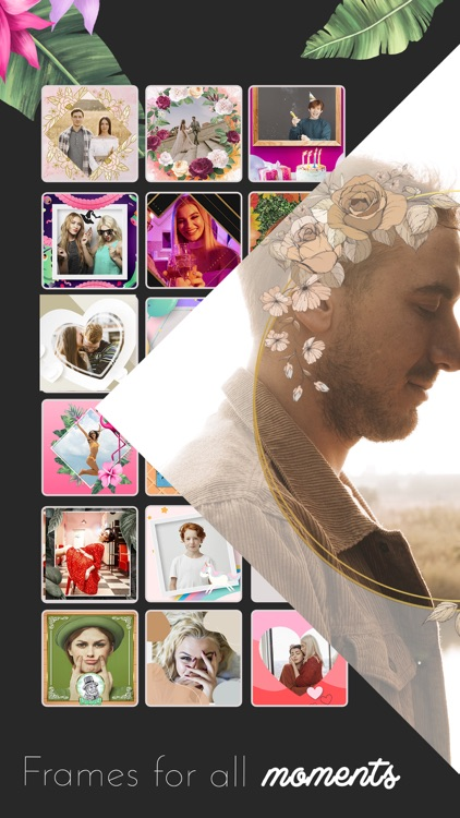 All Photo Frames - Stickers screenshot-0