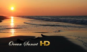Ocean Sunset HD