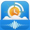 icone Time Flies - الساعة الناطقة