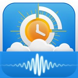 Time Flies - الساعة الناطقة