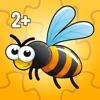 子供の動物のパズルゲーム - iPhoneアプリ