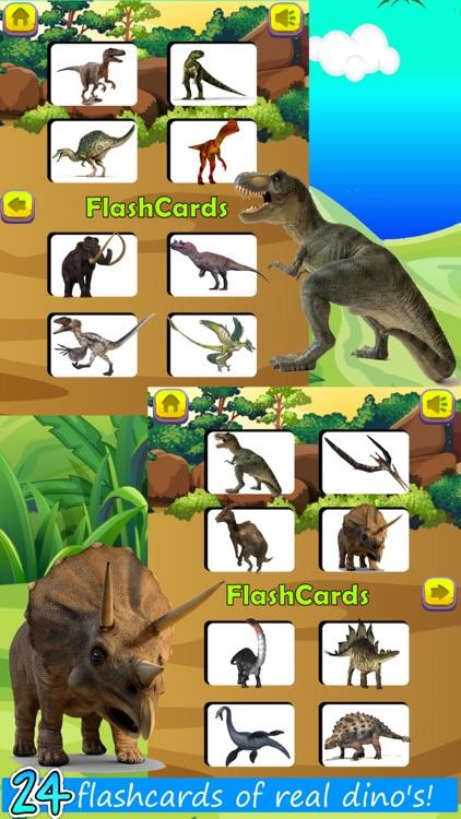 Dinosaur Games For Kids - FULL screenshot-3