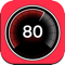 App Icon for GPS Digital Speed Tracker Pro App in Qatar App Store