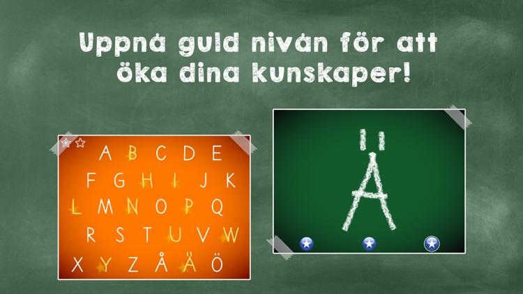 LetterSchool - Lär dig skriva! screenshot-4