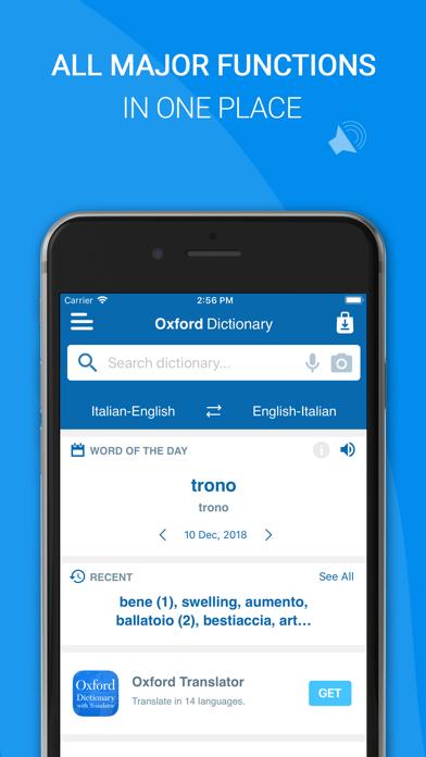Oxford Italian Dictionaryのおすすめ画像4