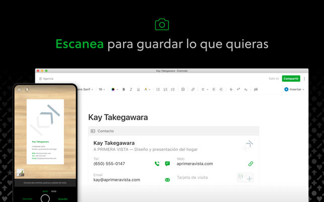 ‎Evernote Screenshot
