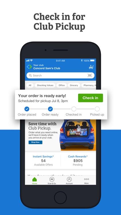 Sam's Club: Wholesale Savings screenshot-4