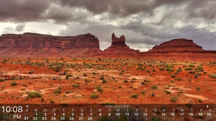 Photo Frame Calendar & Clock screenshot-6
